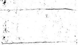 Картина царапины Grunge белая Monochrome частицы резюмируют текстуру Верхние слои элемента дизайна стоковое изображение rf
