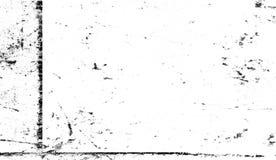Картина царапины Grunge белая Monochrome частицы резюмируют текстуру Верхние слои элемента дизайна стоковые фото