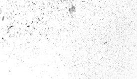 Картина царапины Grunge белая Monochrome частицы резюмируют текстуру Верхние слои элемента дизайна стоковая фотография rf