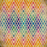 Background with mosaic pattern Royalty Free Stock Photo