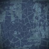 Grunge multi-layer vector background Royalty Free Stock Images