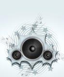 Grunge Music Stock Photos
