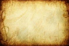 Grunge musical background. Royalty Free Stock Photo