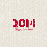 Grunge new year background Stock Photo