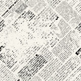 Grunge newspaper Royalty Free Stock Images