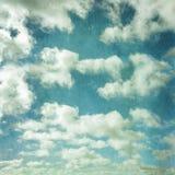 Grunge niebo obrazy royalty free
