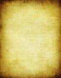 grunge notatnik stara strona Obrazy Stock