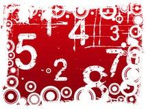 Free Grunge Number Background Stock Photo - 2816880