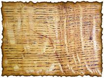 Grunge oak background. With burnt edges unique Royalty Free Stock Image