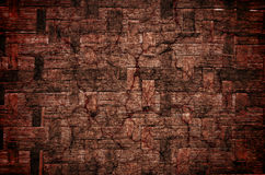 Grunge old basketwork texture bamboo pattern, can be used as bac. Kground Royalty Free Stock Photo