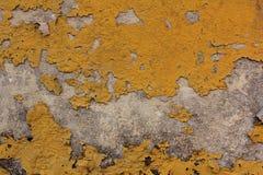Grunge  old brick wall. Grunge  old yellow brick wall Stock Image