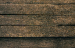 Grunge old Brown wood texture. Abstract background, empty templa Royalty Free Stock Photography