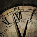 Grunge old Clock Stock Photos