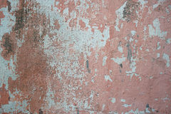 Grunge old damaged street aged cement wrecked Stock Photography