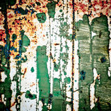 Grunge old paint texture Stock Image