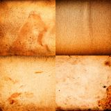 Grunge old paper texture Royalty Free Stock Image