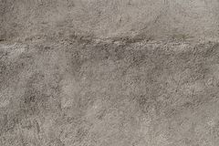 Light grey plaster texture, detailed. Grunge old textured wall background, detailed Rough light grey plaster wall texture background, structured and detailed Royalty Free Stock Photo