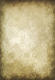 Grunge Old Wallpaper Royalty Free Stock Photography