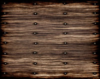 Grunge old wood planks royalty free stock photo