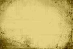 Grunge olive background. Good canvas for your artwork Stock Images