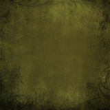 Grunge olive textured background Royalty Free Stock Images