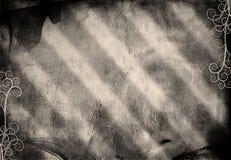 Grunge ombragée excessive Photographie stock libre de droits