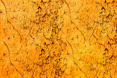 Grunge orange background Royalty Free Stock Photography