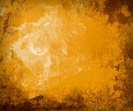 Grunge orange background Royalty Free Stock Photos