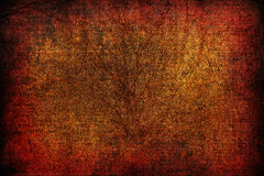 Grunge orange background Royalty Free Stock Image