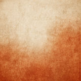 Grunge orange background with space for text Stock Photo