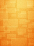 Grunge orange background with space for text Stock Photography