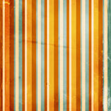 Grunge orange striped background Stock Photo