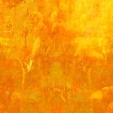 Grunge Orange Textured Background Royalty Free Stock Photo