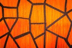 Grunge orange wall background. Grunge orange wall background Stock Photography