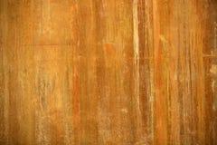 Grunge orange wall texture background Royalty Free Stock Photos
