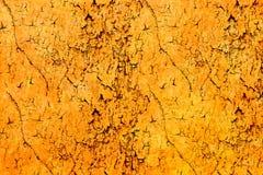 Grunge Orangenhintergrund lizenzfreie abbildung