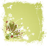 Grunge ornament Royalty Free Stock Images