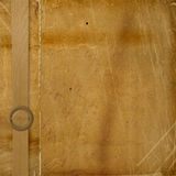 Grunge ornamental cover for an album Royalty Free Stock Photo