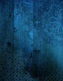 Grunge Ornamental-Hintergrund stockfoto