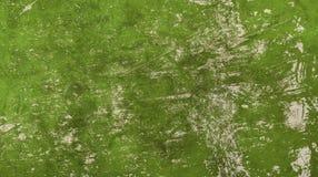 Grunge oude uitstekende groene sjofele textuur stock fotografie