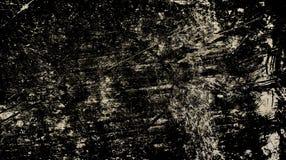 Grunge oude uitstekende zwarte sjofele textuur stock afbeelding