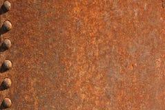 Grunge oxidado del fondo Fotografía de archivo