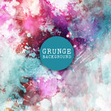 Grunge paint background Royalty Free Stock Photography