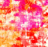 Grunge paint blots abstract background Stock Images