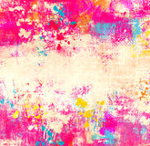 Grunge paint blots abstract background Royalty Free Stock Images