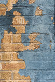 Grunge paint brick wall texture Royalty Free Stock Image