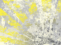 Grunge paint splat background Stock Images