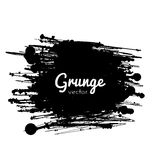 Grunge Paint Splat Royalty Free Stock Image