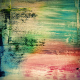 Grunge painted, cracked background Stock Photos