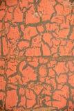 Grunge painted metal Stock Image